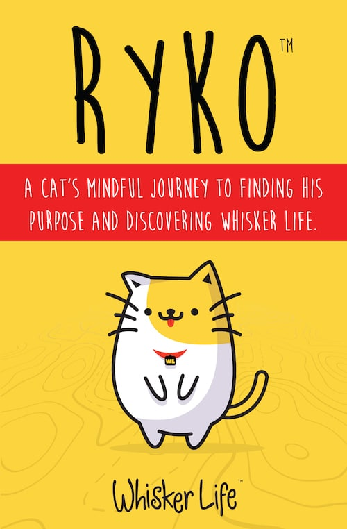 Ryko book by Whisker Life