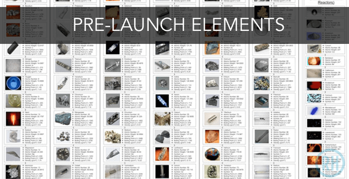 Some of the elements needed to pull off a successful product or company launch
