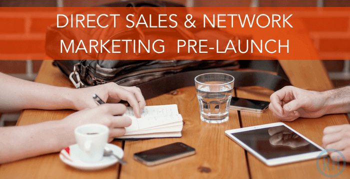 There are many ways to launch a new network marketing or direct selling company