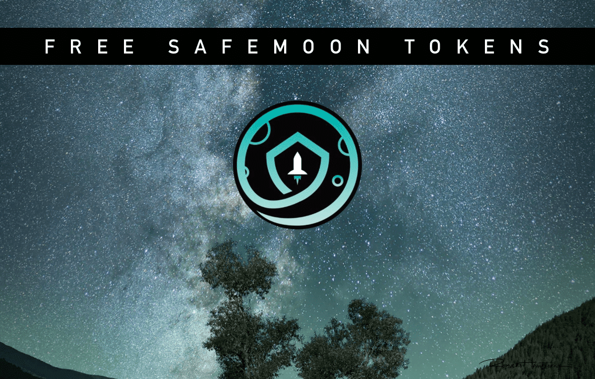 You can get free Safemoon tokens using this Coinbase and BitMart hack.